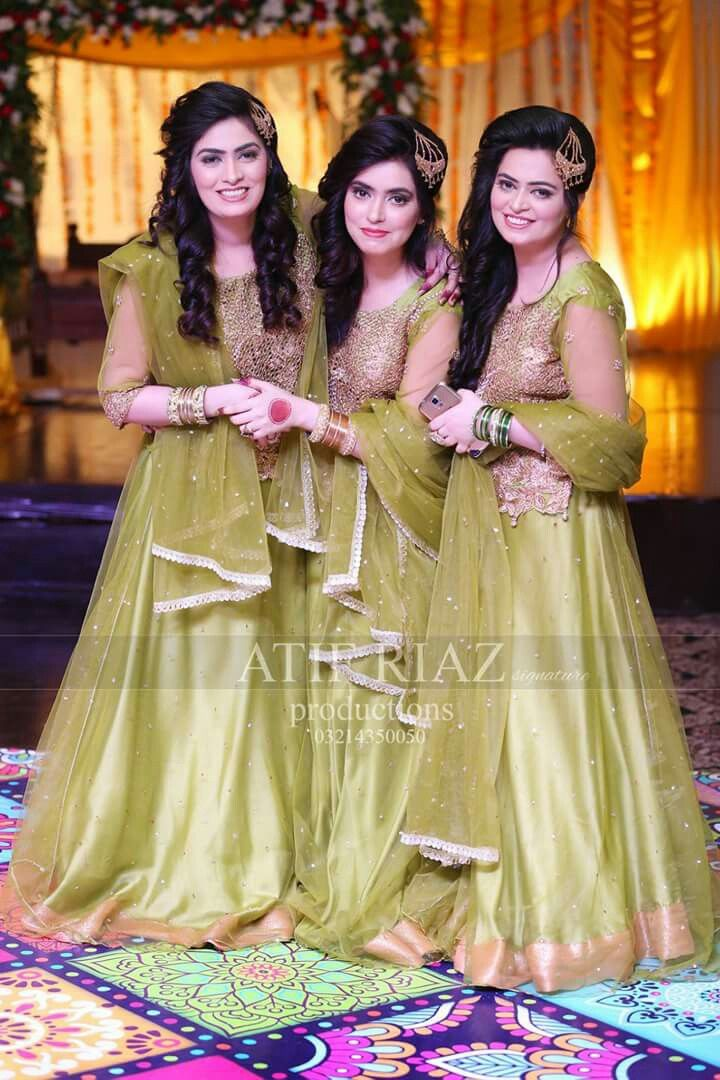 Pakistani Bridal Be T Tika Ide Jhoomar Hairstyle Board