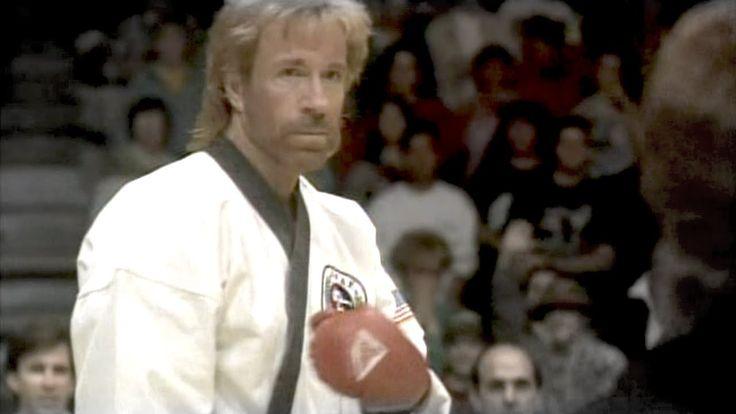 Чак Норрис против Келли Стоуна | Chuck Norris vs Kelly Stone