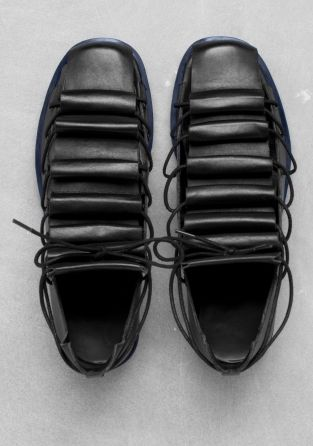 #shoes #leather #black