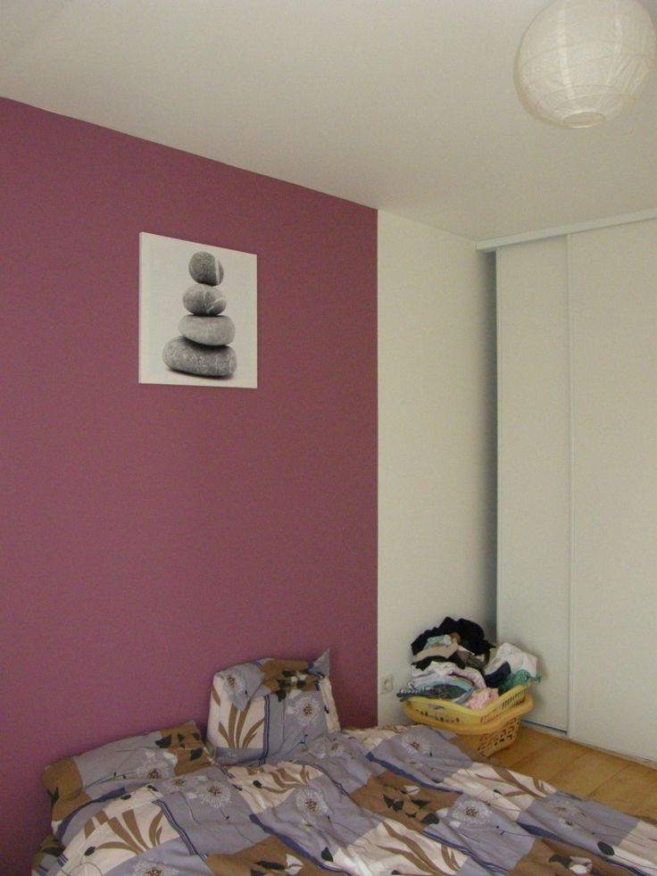 1000 ideas about chill room on pinterest future house - Mur violet et gris ...