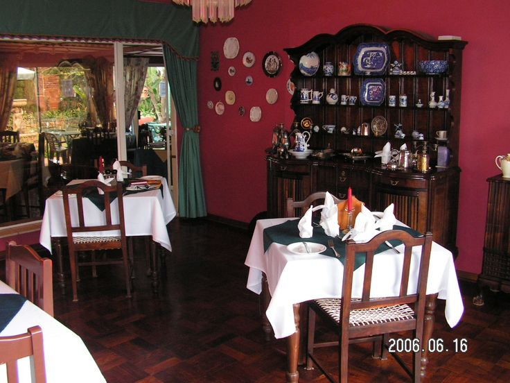 For smaller dinner functions the formal dinning room is a great option. We cater for function of all sizes. Guest House Seidel will be your home away from home. Visit us on www.seidels.co.za