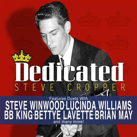I'm listening to Thirty Second Lover by Steve Cropper (featuring Steve Winw on Petty's Buried Treasure. http://www.siriusxm.com/tompettysburiedtreasure