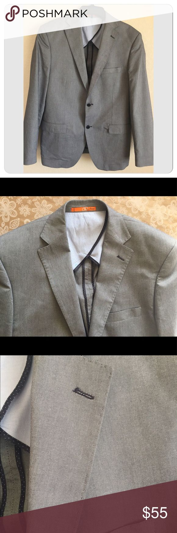"bianco Brioni Men's suit blazer. Very stylish bianco Brioni cotton suit jacket, Size 42R. Please look measurements (laying flat): Chest 21 1/2"" Waist 20"" Sleeve 25 1/2"" Shoulders 19"" 97% cotton 3% Lycra. Made in Italy. Excellent like new condition. bianco Brioni Suits & Blazers"