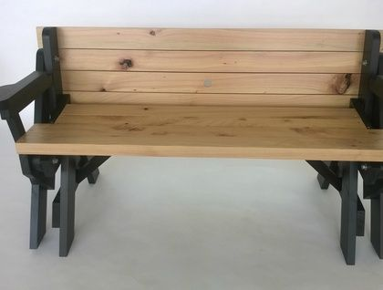 Folding Picnic Table Bench Seat Sherlock And Dr Watson Pinterest Folding Picnic Table
