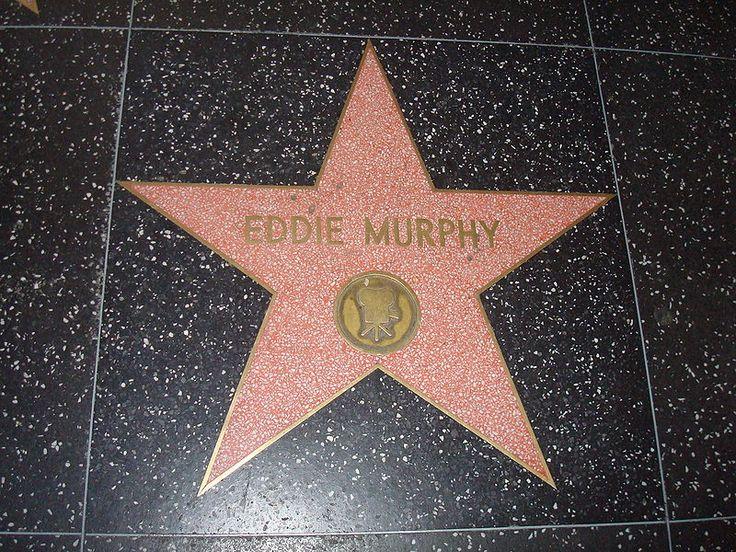 Eddie Murphy's star