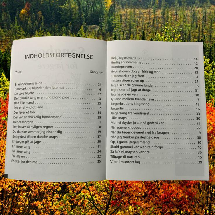 Sange nok til, at man med god grund kan føle sig lidt tør i halsen. http://mobilhouse.dk/en-jaeger-gik-at-jage/