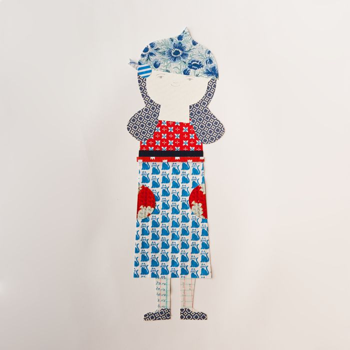 Paper Doll #114 - Ana Ventura Website