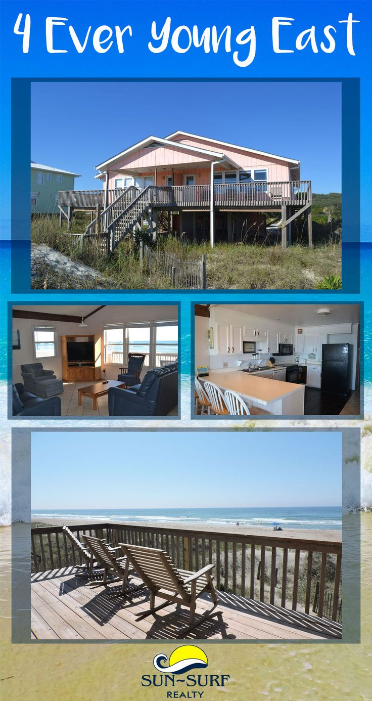 263 best sun surf realty vacation rentals images on pinterest for Cheap vacations in october