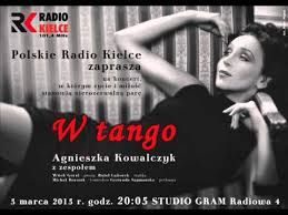 W Tango - Agnieszka Kowalczyk
