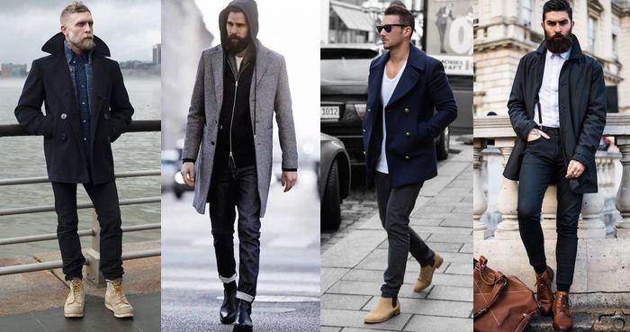 冬のメンズファッション超・定番アイテム「ブーツ」。ブーツと言っても素材やデザイン、カラーリング、そして着こなしは多種多様だ。今回は「ブーツ」にフォーカスして注目着こなし&アイテムを紹介! ブーツ×チェスターコートスタイル トゥの光沢が目を引くウィングチップブーツに、グレーのスラックス、ブラックチェスターコートを合わせたシックなコーディネート。ライトグレーのマフラーを首から垂らして、カラーリングにメリハリをプラス。 browsa Tricker's モルトン カントリーブーツ トリッカーズを代表する人気のウイングチップブーツ。定番の7アイレットブーツはカジュアル・フォーマルどちらの場面でも使用できる万能モデルだ。 詳細・購入はこちら ブーツ×ファーラペルコートスタイル ネイビーのテーラードジャケットに対して、ラペルにファーが施されたコートを羽織ったラグジュアリーな着こなし。タイトなブルージーンズの足元にはサイドジップブーツをチョイスしてスマートな印象に。 hespiration BUTTERO ブーツ イタリアのトスカーナ州、フィレンツェの町から西へ約50km離れた...