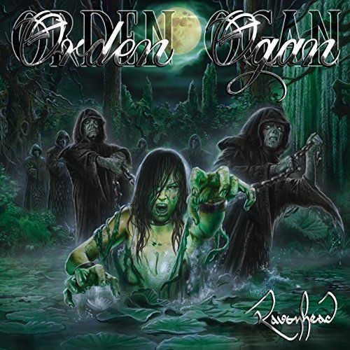 Orden Ogan - Ravenhead (2015)