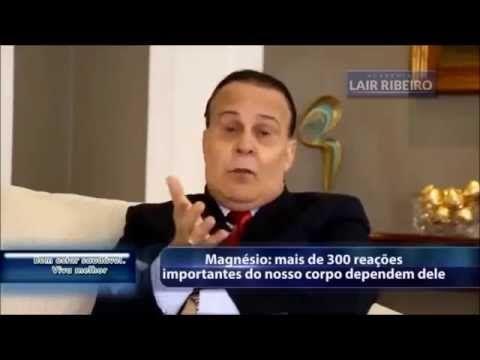 Os Benefícios do Magnésio Dr. Lair ribeiro - YouTube