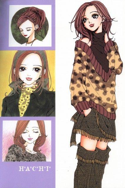 """Nana """"Hachi"""" Komatsu from """"Nana"""" series by manga artist Ai Yazawa."""