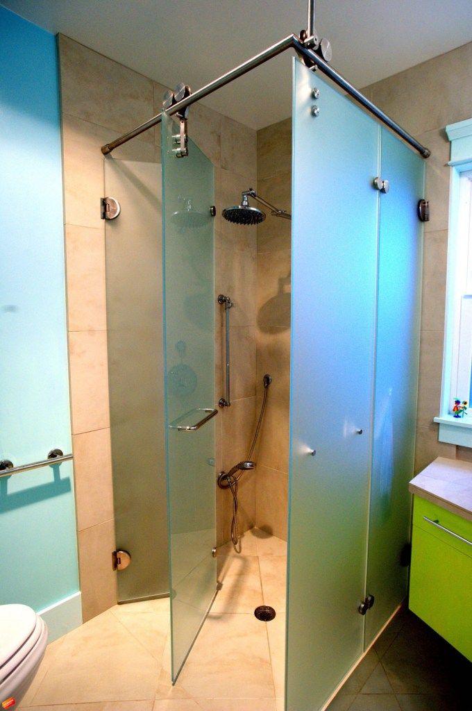 12 best ada ideas images on pinterest custom shower doors glass types of glass shower doors we can create custom shower doors in a variety of styles planetlyrics Images