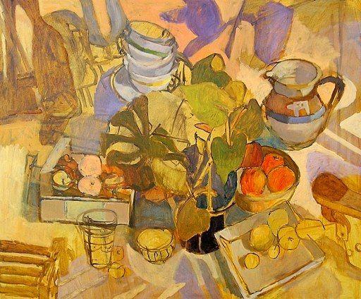 Jody Joseph Painting