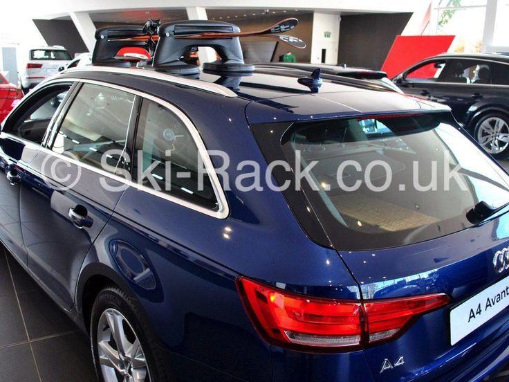 Audi A4 Ski Rack- holds 3 sets £134.95