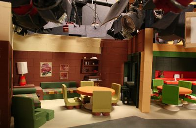 Dioramas and Clever Things: From the Brady Bunch to Seinfeld - On The Set
