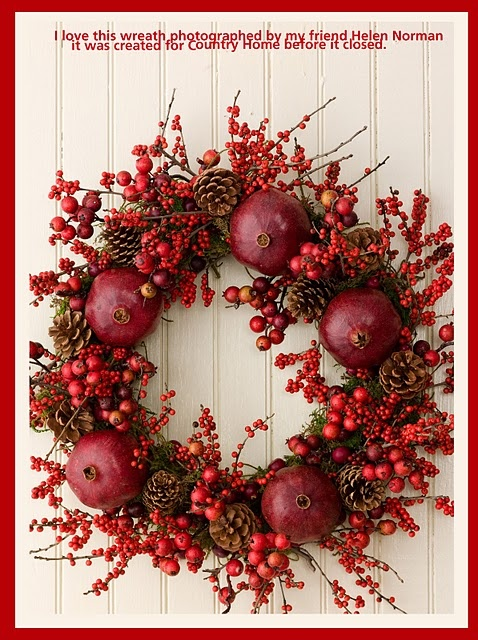 the perfect wreath