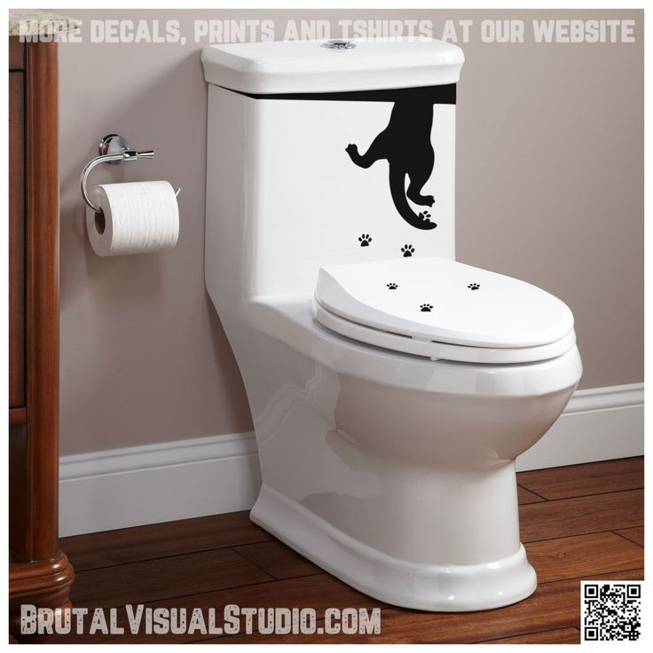 This image is about #home #warming #cat in #toilet. You can find more decals and prints at our website www.BrutalVisualStudio.com (the best place for #decals, #walldecals, #macbookdecals, #prints, #stickers, #tshirts, #gifts, #interiordesign).  #brutalvisual #brutalvisualstudio
