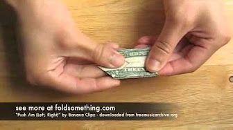 Как сделать оригами Сердце - YouTube