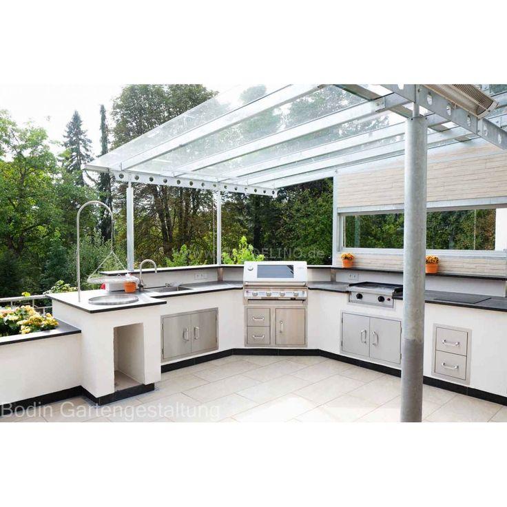 Gasgrill Für Outdoor Küche | 119 Besten Inspiration Outdoorkuche Bilder Auf Pinterest