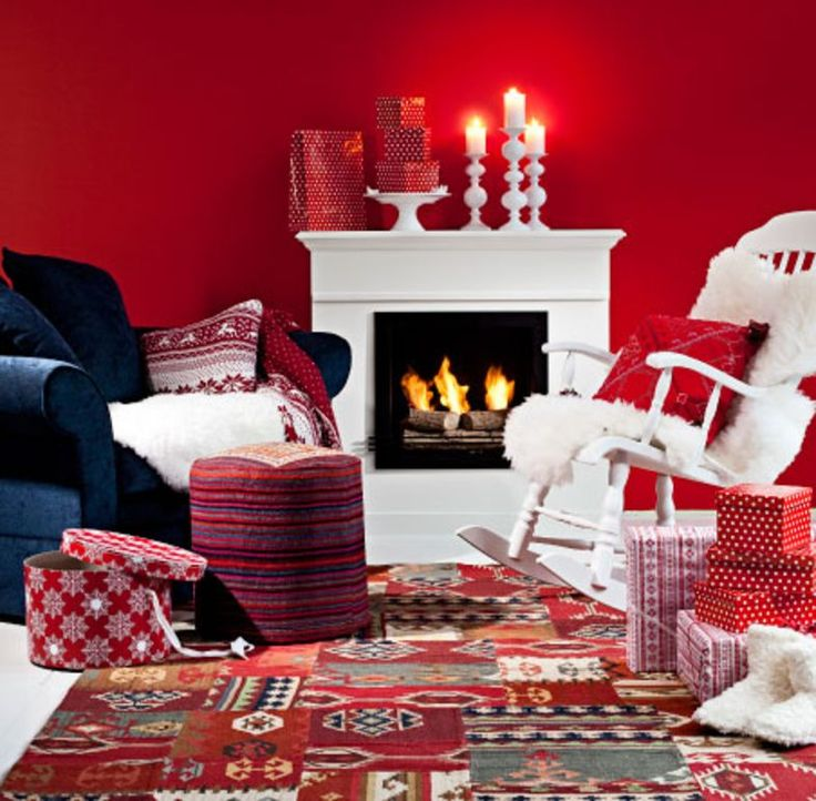Sisusta joulu kotiin – 3 tyyliä | Me Naiset Tikkurila M323