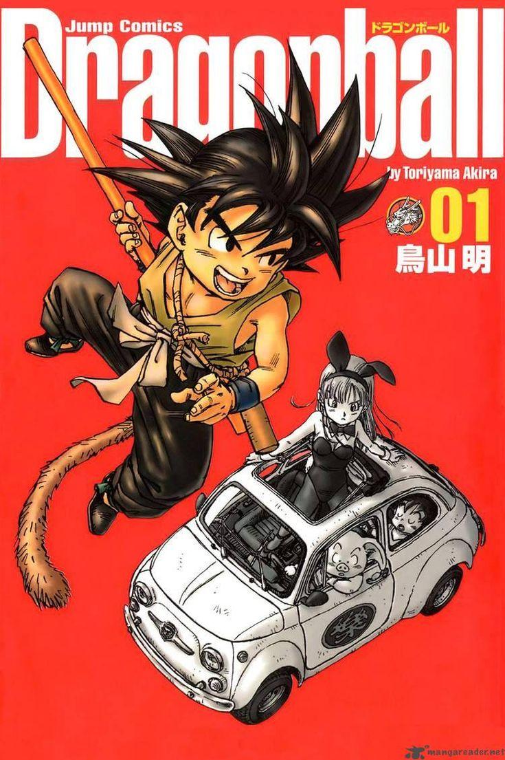 -Dragon Ball- Akira Toriyama