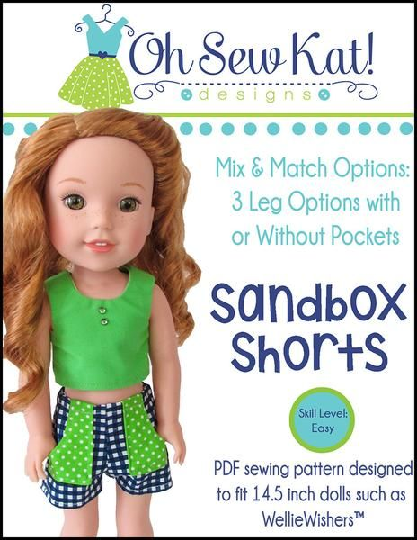The 103 best PDF Sewing Pattern for 18 inch & Animator dolls ...