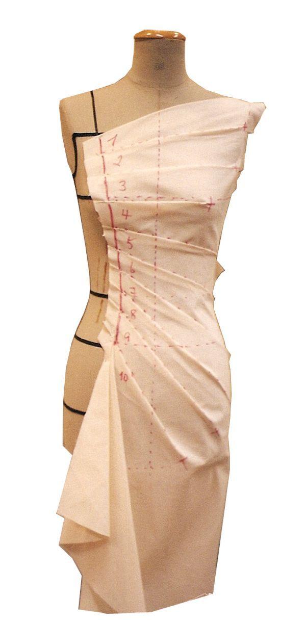 Dress Draping: