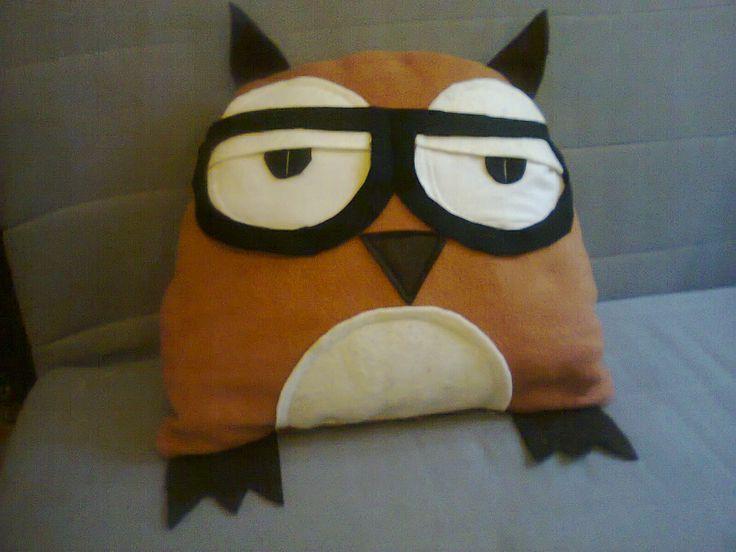 Sanyi the owl :-D
