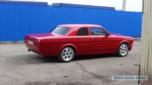 100%™ 1985-92 Volga 24-10 coupe