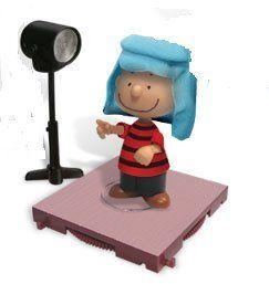 Peanuts Charlie Brown Christmas Linus Van Pelt Shepherd Action Figure 2008