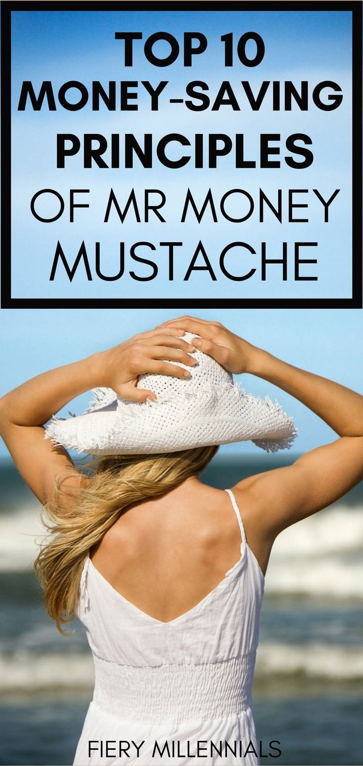 Mr Money Mustache   Mustachian   Saving Money   money saving principles