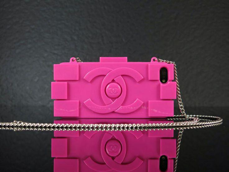 Lego Brick Chanel iPhone 5 case £10