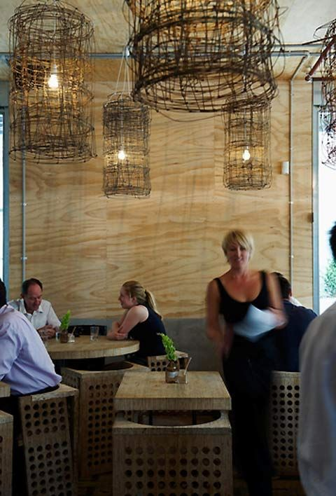 Greenhouse by Joost. Sustainable, waste-free restaurant in Melbourne, Australia.