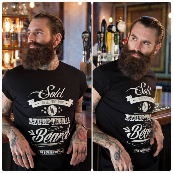The Bearded Man Company Sold To The Man With The Exceptional Beard T Shirt by Notonthehighstreet.com https://api.shopstyle.com/action/apiVisitRetailer?id=500666967&pid=uid6401-31373049-11&site=www.shopstyle.co.uk#beard