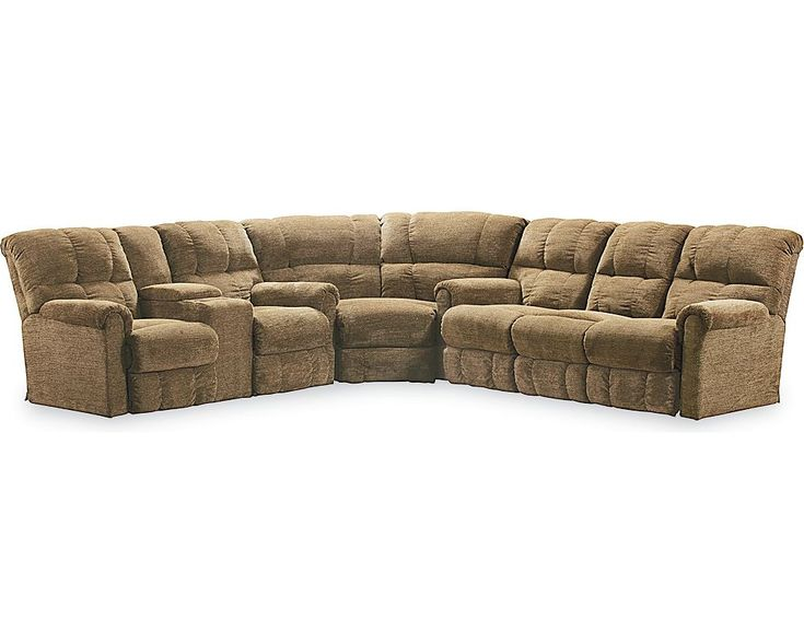 327SECT In By Lane Home Furnishings In Clarksburg, WV   Griffin Reclining  Sectional