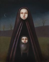 Plum Mother | Jasmine Worth