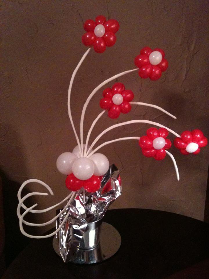 Graduation Balloon Decor by Zany Janie  #Balloon #decor #graduation #janie #Zany
