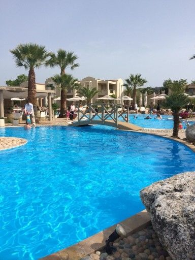 Family friendly in Greece: review of Sani Resort, Halkidiki