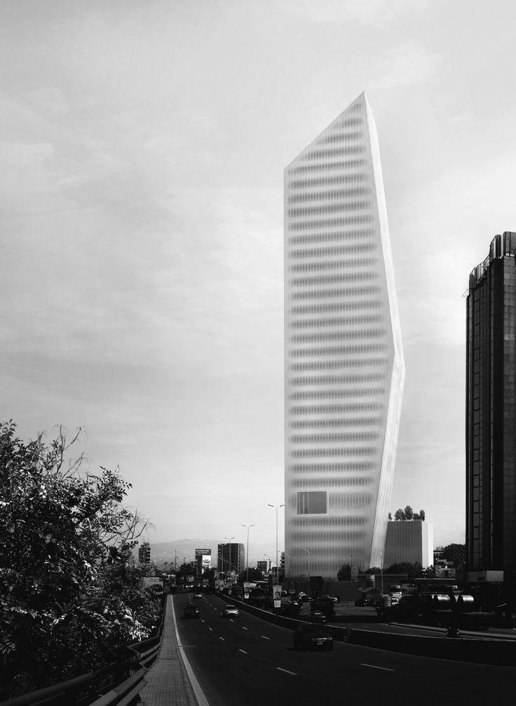 Barozzi  Veiga . BLF New Headquarters . Beirut (1)