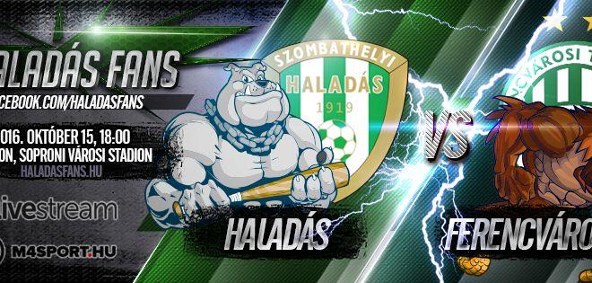 Szombathelyi Haladás-Ferencváros 2-0 (0-0)