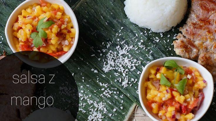 Przepis na slasę z mango
