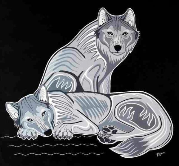Robbie Craig Northern Projects 'Wolves'