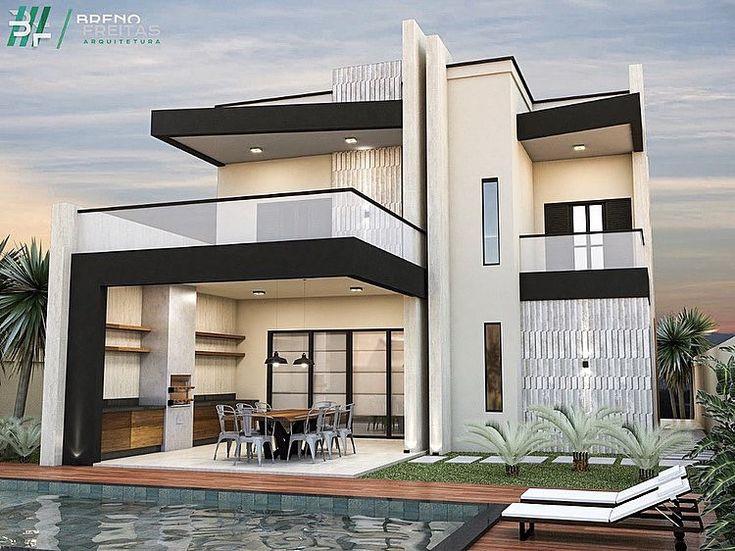 Arquitetura Residencial Vertice Residence – Condomínio Residencial Coutiveli #architecture # …   – Arquitetura Residencial