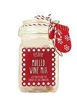 Mulled Wine Mix in kilner jar
