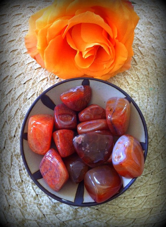Fire agate - vision questing, addiction resolution, protection, past life recall - root chakra
