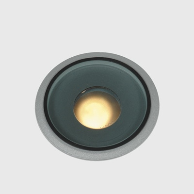 Kreon - Mini Round Up - Floor Lamp - 20W GU4 - 12V - IP54 - Grey - kr972373    Technical Info    Color: grey  Voltage: 12V  Fitting: GU4  Lamps description: GU4 QR-CBC35 20W  Placement: floor  Usage: indoor