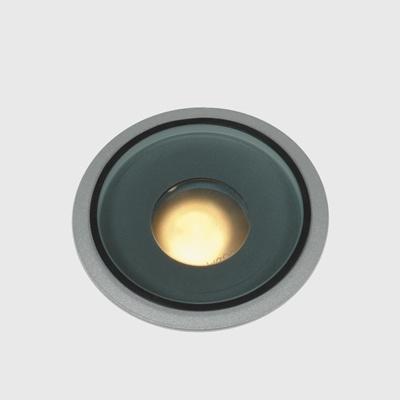 Kreon - Mini Round Up - Floor Lamp - 20W GU4 - 12V - IP54 - Grey - kr972373    Technical Info    Color: grey  Voltage: 12V  Fitting: GU4  Lamps description: GU4 QR-CBC35 20W  Placement: floor  Usage: indoor