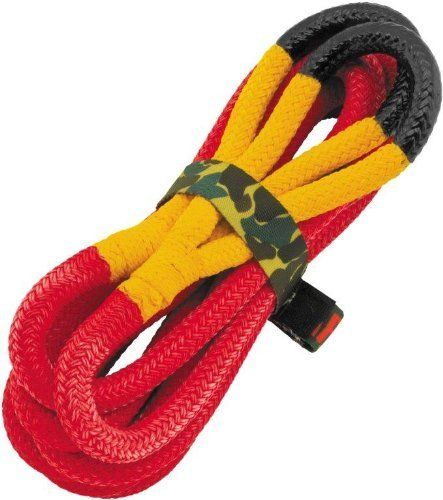 QuadBoss 20′ Recovery Rope – 20 Feet/Black/Red/Yellow  Quadboss 20 Recovery Rope Best ATV recovery rope on the market Breaking strength- 7,400 lbs. Storage bag and Strap included Gator-ize elastic polymer coating protects weat points of rope Made in the USA by Bubba Rope   Best ATV recovery rope on the market Best ATV recovery rope on the market Breaking strength- 7,400 lbs. Best ATV recovery rope on the market Best ATV recovery rope on the market Breaking strength- 7,400 lbs. Storag..